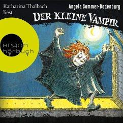 Der kleine Vampir Bd.1 (MP3-Download) - Sommer-Bodenburg, Angela
