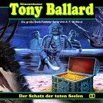 Tony Ballard, Folge 12: Der Schatz der toten Seelen (MP3-Download)