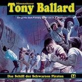 Tony Ballard, Folge 14: Das Schiff der schwarzen Piraten (MP3-Download)