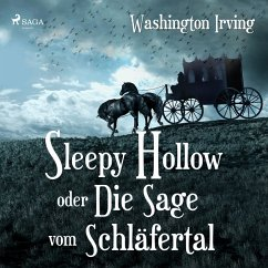 Sleepy Hollow oder Die Sage vom Schläfertal (Ungekürzt) (MP3-Download) - Irving, Washington
