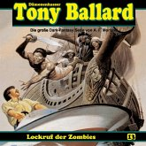 Tony Ballard, Folge 13: Lockruf der Zombies (MP3-Download)