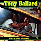 Tony Ballard, Folge 18: Horrorhölle Tansania (MP3-Download)