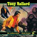 Tony Ballard, Folge 27: Sie wollten meine Seele fressen (MP3-Download)