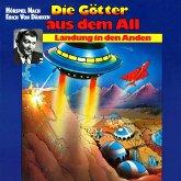 Die Götter aus dem All, Landung in den Anden (MP3-Download)