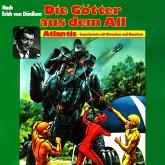 Die Götter aus dem All, Atlantis - Experimente mit Menschen und Monstern (MP3-Download)