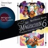 Madame Esmeraldas Geheimnis / Die Magischen Sechs Bd.2 (MP3-Download)