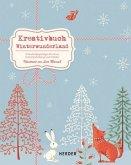 Kreativbuch Winterwunderland (Mängelexemplar)