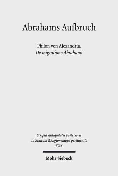 Abrahams Aufbruch (eBook, PDF)