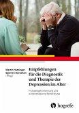 Empfehlungen für die Diagnostik und Therapie der Depression im Alter (eBook, ePUB)