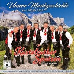 Unsere Musikgeschichte 1983-2019 - Kastelruther Spatzen