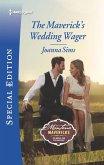 The Maverick's Wedding Wager (eBook, ePUB)