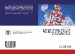 Embedded based Industrial Monitoring and Controlling using GSM System