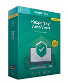 Kaspersky Anti-Virus Upgrade (1 PC/1 Jahr) (Code in a Box)