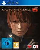 Dead or Alive 6 Steelbook (PlayStation 4)