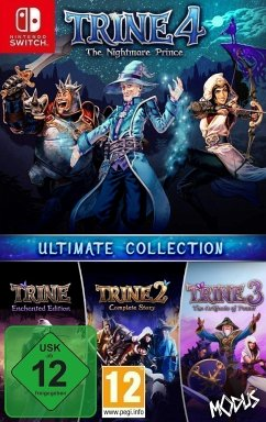 Trine 4: The Nightmare Prince - Ultimate Collection (Nintendo Switch)