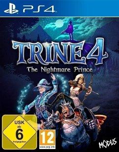 Trine 4 - The Nightmare Prince (PlayStation 4)
