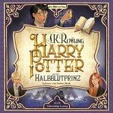 Harry Potter und der Halbblutprinz, 22 Audio-CD