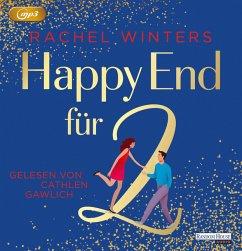 Happy End für zwei, 2 MP3-CD - Winters, Rachel