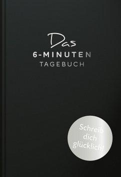Das 6-Minuten-Tagebuch (schwarz) - Spenst, Dominik
