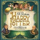 Harry Potter und der Feuerkelch, 20 Audio-CD