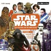 Star Wars Episode 1-8, 2 Audio-CD