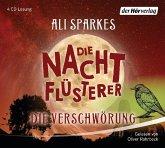 Die Nachtflüsterer - Die Verschwörung, 4 Audio-CD