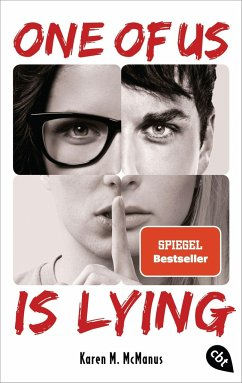 ONE OF US IS LYING / ONE OF US Bd.1 - McManus, Karen M.