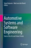 Automotive Systems and Software Engineering (eBook, PDF)