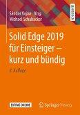 Solid Edge 2019 für Einsteiger - kurz und bündig (eBook, PDF)