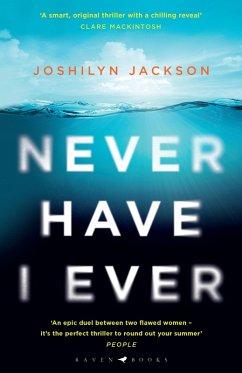 Never Have I Ever (eBook, ePUB) - Jackson, Joshilyn