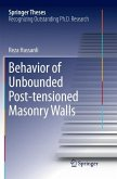 Behavior of Unbounded Post- tensioned Masonry Walls