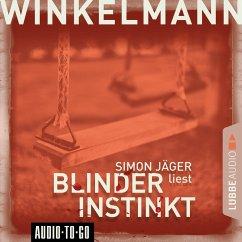 Blinder Instinkt (Gekürzt) (MP3-Download) - Winkelmann, Andreas