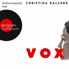 Vox (Ungekürzte Lesung) (MP3-Download) - Dalcher, Christina