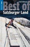 Kletterführer Best of Salzburger Land