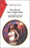 Her Boss's One-Night Baby (eBook, ePUB)