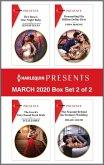 Harlequin Presents - March 2020 - Box Set 2 of 2 (eBook, ePUB)