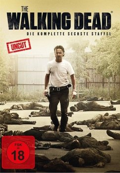 The Walking Dead - Staffel 6 Uncut Edition - Andrew Lincoln