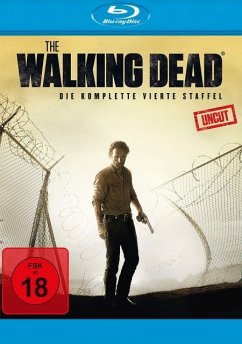 The Walking Dead - Staffel 4 Uncut Edition - Andrew Lincoln,David Morrissey