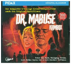 Dr. Mabuse - Krimibox, 1 MP3-CD