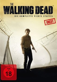 The Walking Dead - Staffel 4 Uncut Edition - Andrew Lincoln,David Morrissey