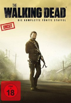 The Walking Dead - Staffel 5 Uncut Edition - Andrew Lincoln
