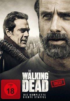 The Walking Dead - Staffel 7 Uncut Edition - Jeffrey Dean Morgan,Andrew Lincoln,Norman...