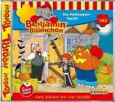 Die Halloween-Nacht / Benjamin Blümchen Bd.143 (1 Audio-CD)