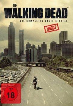 The Walking Dead - Staffel 1 Uncut Edition - Andrew Lincoln,Jon Bernthal,Sarah Wayne Callies