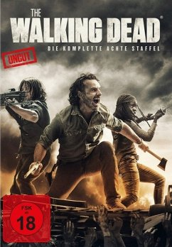 The Walking Dead-Staffel 8 Uncut Edition - Norman Reedus,Melissa Mcbride,Andrew Lincoln