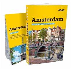 ADAC Reiseführer plus Amsterdam - Johnen, Ralf