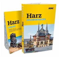 ADAC Reiseführer plus Harz - Pinck, Axel; Diers, Knut