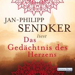 Das Gedächtnis des Herzens (MP3-Download) - Sendker, Jan-Philipp