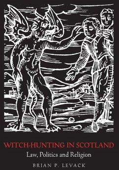 Witch-Hunting in Scotland (eBook, ePUB) - Levack, Brian P.