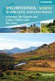 Snowdonia: 30 Low-level and easy walks - North (eBook, ePUB)